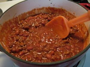 Easy Texas Chili