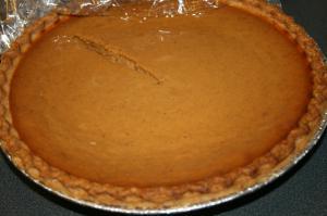 Gail's Pumpkin Pie