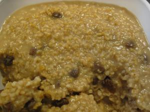 Gail's Crockpot Oatmeal