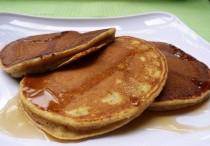 Gail's Pumpkin Pancakes