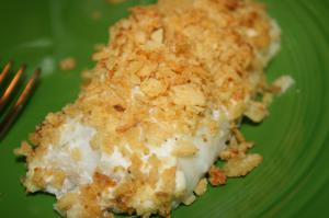 Kettle Crusted Cod